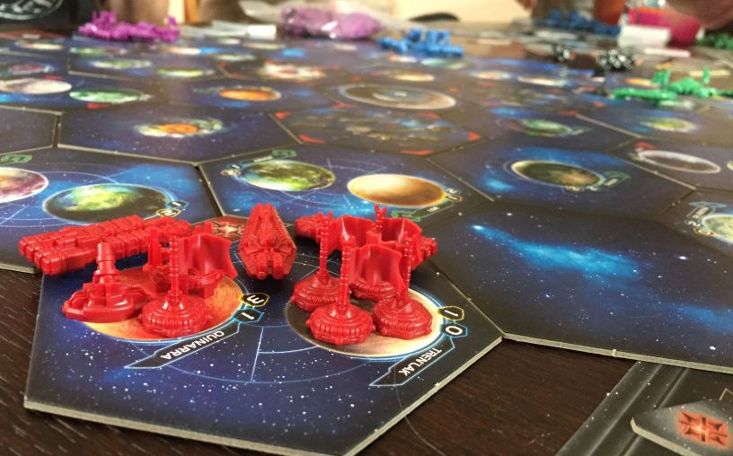 ENG] Twilight Imperium 4th edition – an AAR – Boardgames