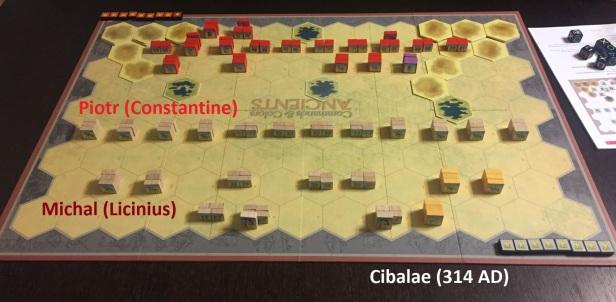CCA 3 Cibalae