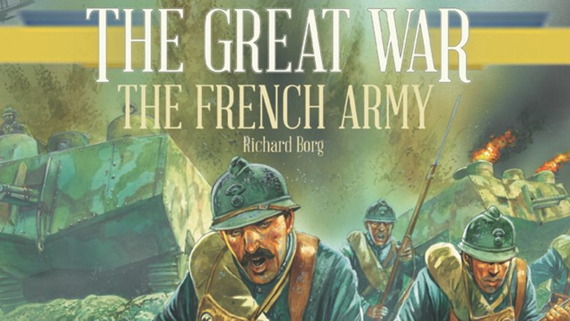 UNBOXING] The Great War French Army Expansion – Boardgames
