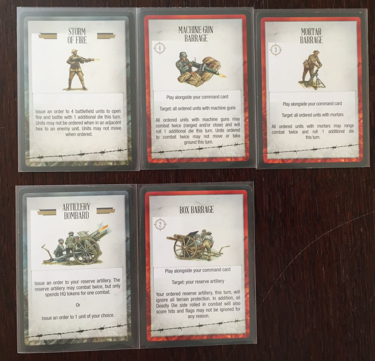 STRATEGIES] The Great War – French Expansion – Boardgames
