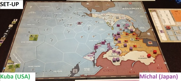Cataclysm – Pacific War! | Cataclysm: A Second World War | BoardGameGeek