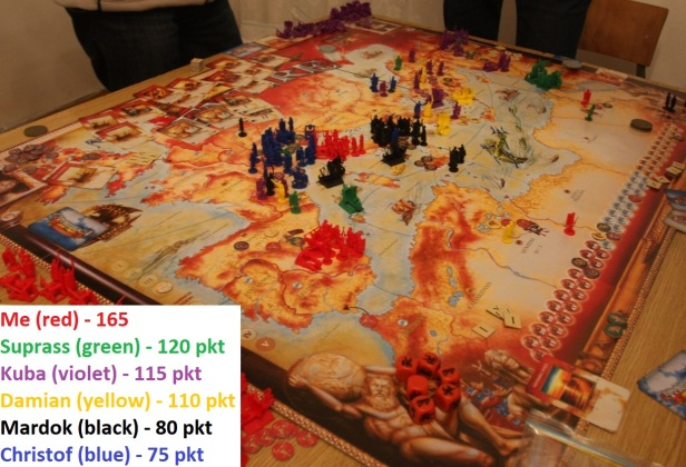 Classic games – Conquest of Empire - look back in time