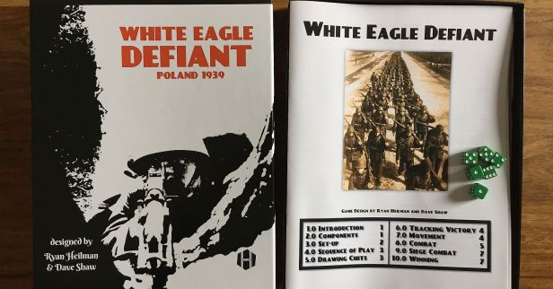 White Eagle Defiant What Is In The Box Boardgamegeek