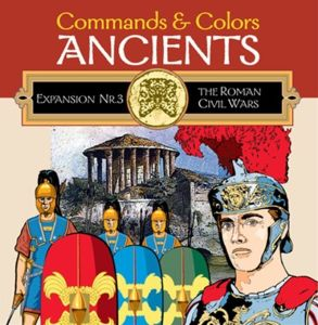My top 3 Ancient Rome themed wargames